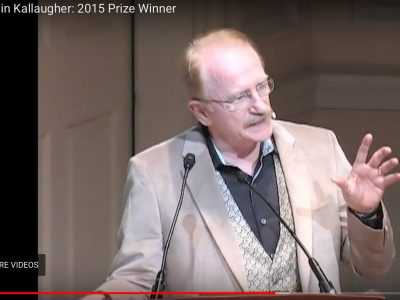 Kal acceptance speech for 2015 Herblock Prize