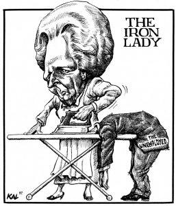 Margaret Thatcher - Iron Lady