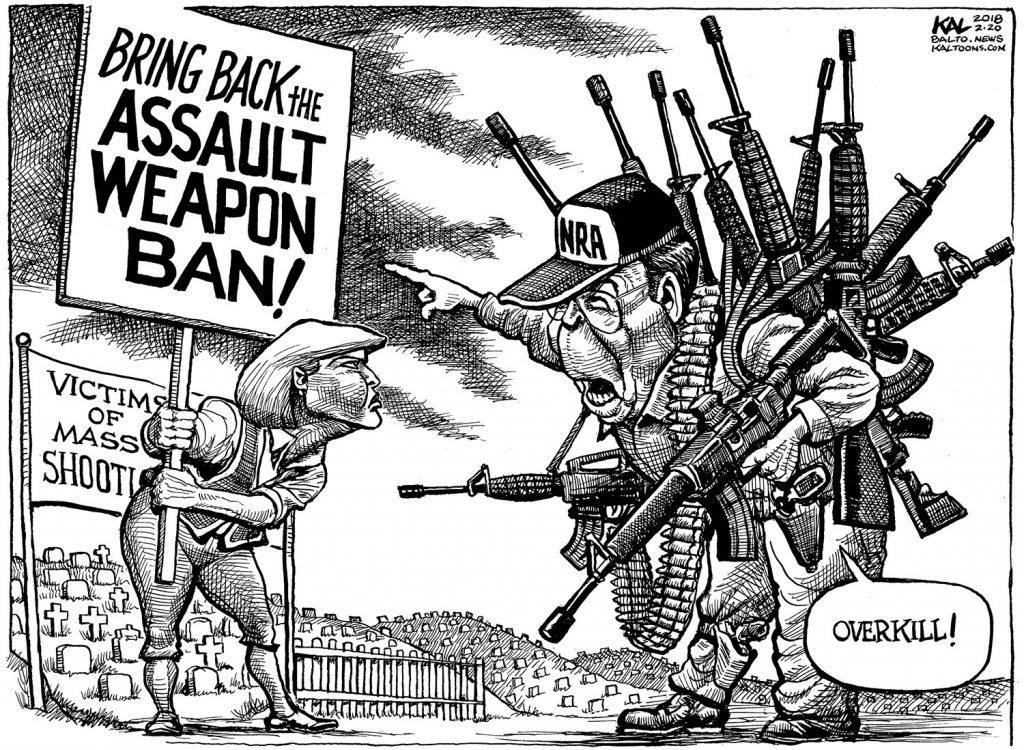 Assault weapon ban