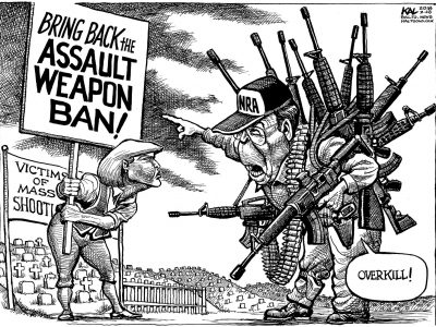 Assault weapon ban from the Baltimore Sun 2-18-18