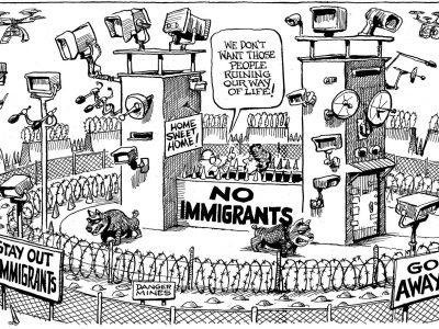 No Immigrants