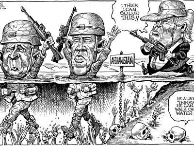 Trump's Afghanistan