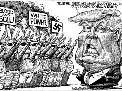 Trump and Charlottesville