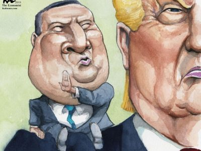 Michael Pompeo, The Trump Whisperer, The Economist