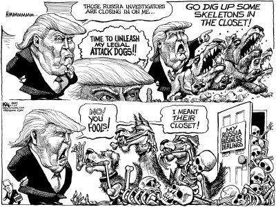 Russia Business Dealings