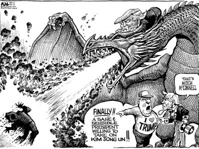 The Trump Dragon