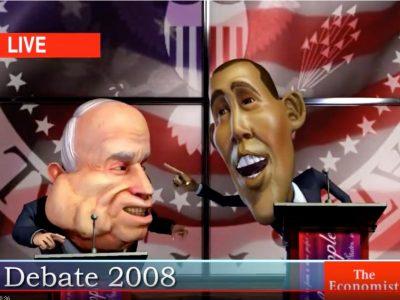 McCain Obama debate 2008