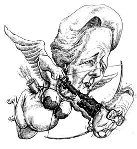 Margaret Thatcher - Cupid