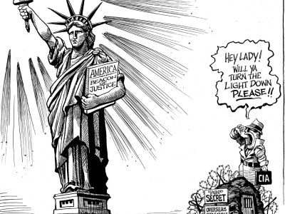 America: Beacon of Justice