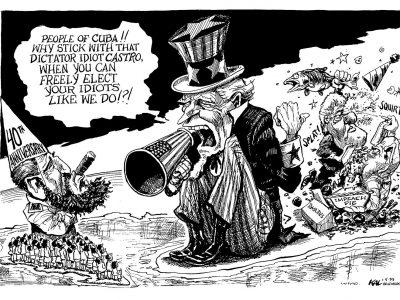 Democracy in Cuba
