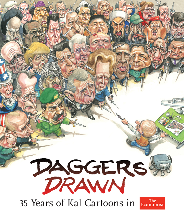 Daggers Drawn - by Kal