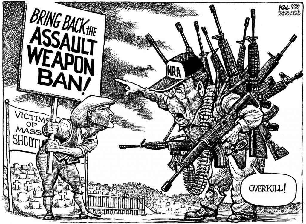 Assault weapon ban
