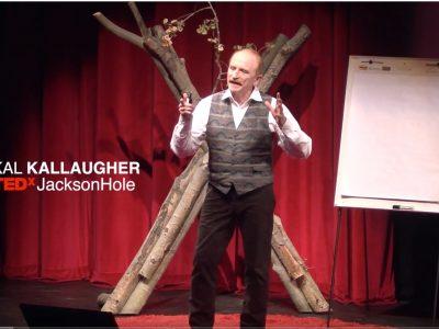 Daggers Drawn: Kevin Kallaugher (KAL) at TEDxJacksonHole