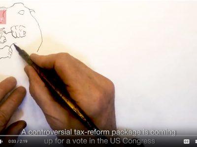 Inside Kal's Head… US Tax Bill