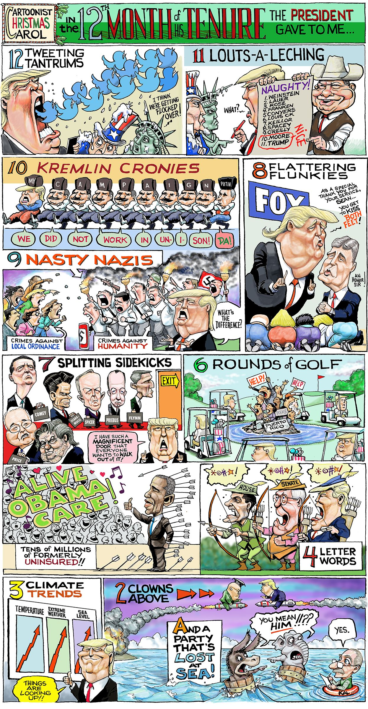 Kal 2017 Year End Baltimore Sun
