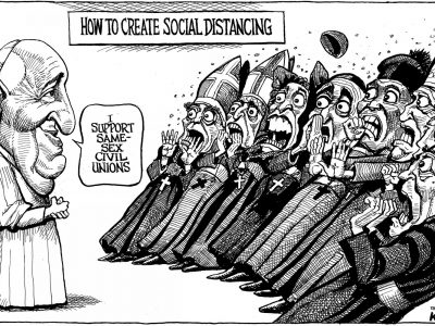 Social Distancing from The Economist