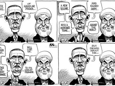 Obama & Iran